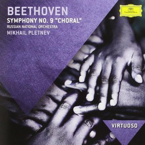 Аудио диск Pletnev, Mikhail Beethoven: Symphony No.9 - Choral , Медиа  - купить со скидкой