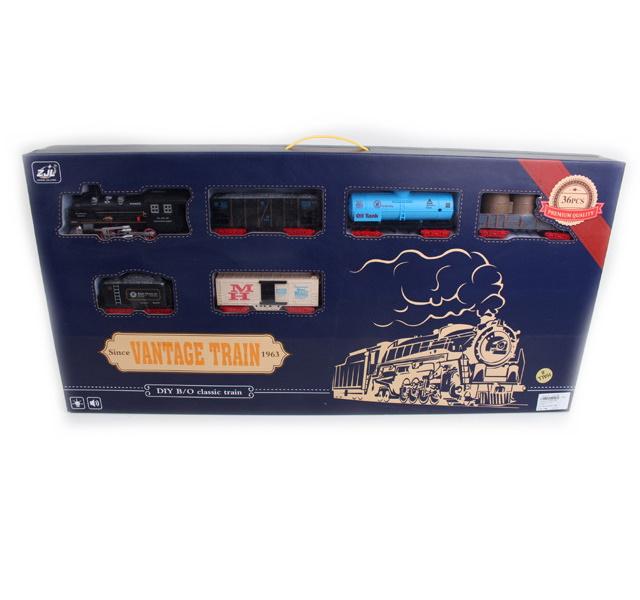 Железная дорога на батарейках, JB400855