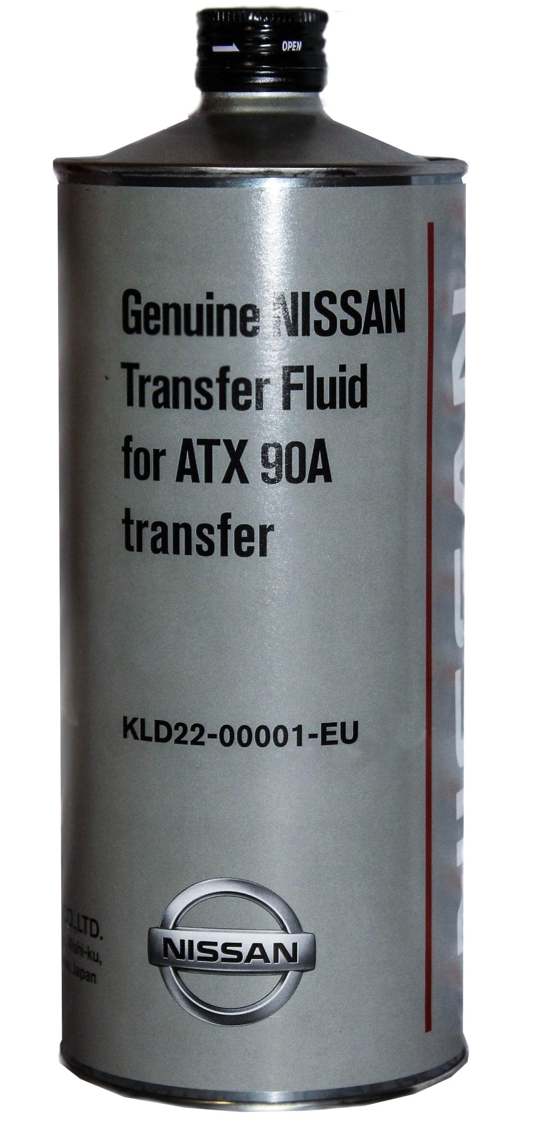 Трансмиссионное масло NISSAN KLD2200001EU