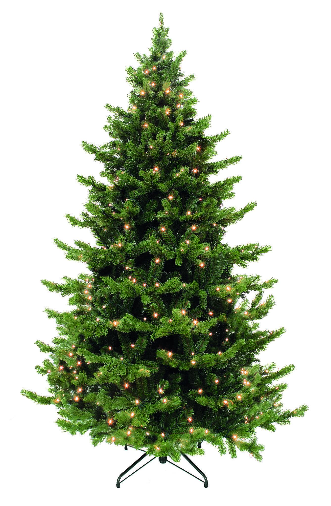 Ель Triumph Tree Шервуд Премиум зеленая (лампы)