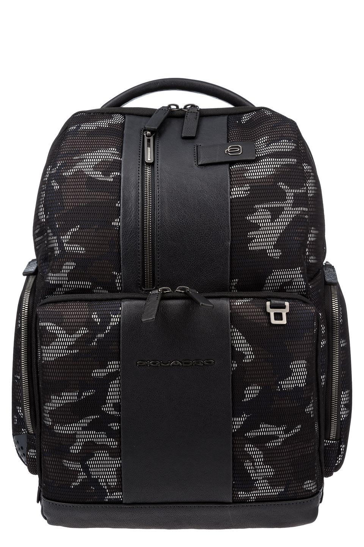 Рюкзак мужской Piquadro CA4532BR черный
