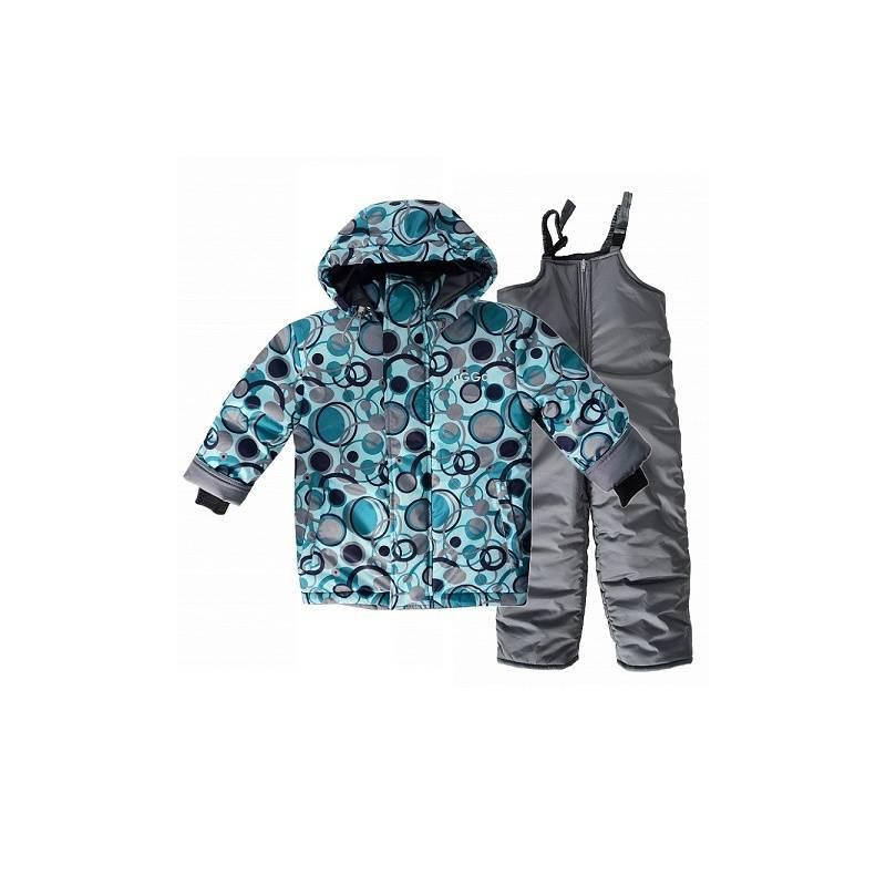 Комплект верхней одежды VUGGA, цв. голубой