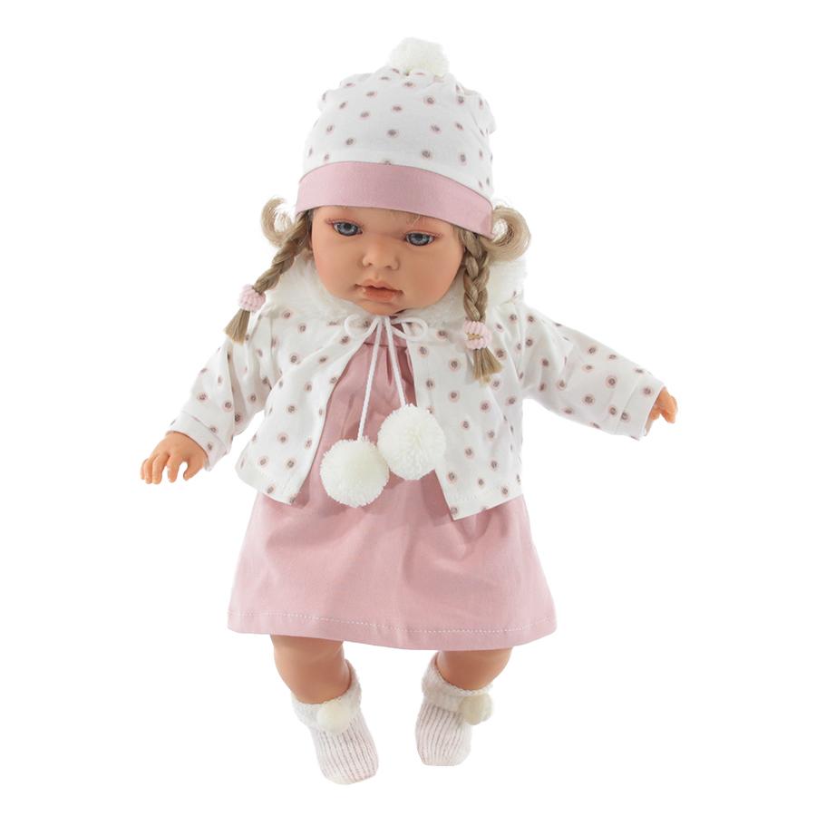 Кукла Antonio Juan Дана со звуком 37 см