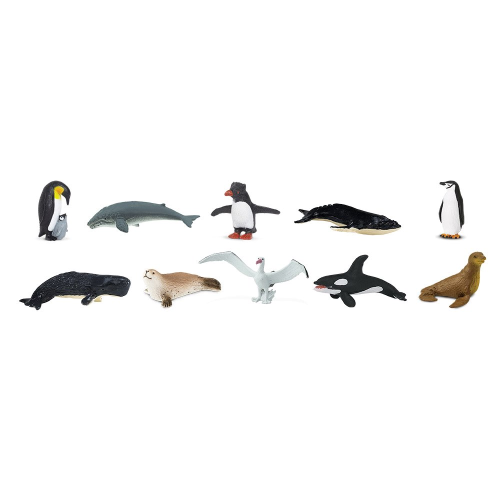 Набор фигурок Safari Ltd Животные Антарктиды