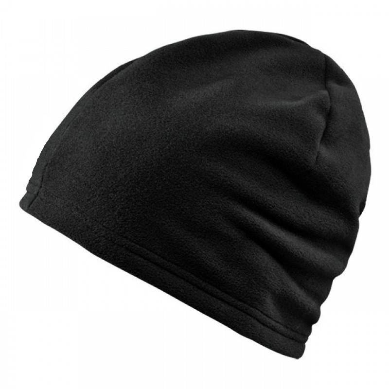 Шапка флисовая AC CAP 01 черный S/50