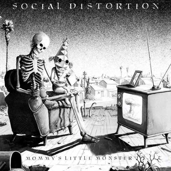 Виниловая пластинка Social Distortion / Mommy's Little Monster (LP)