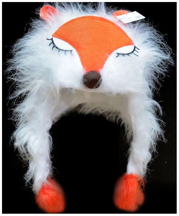Купить Шапка карнавальная Winter Wings Лиса, Карнавальные головные уборы