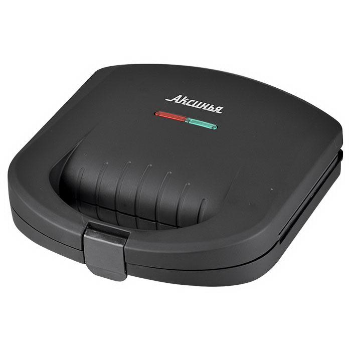 Сэндвич-тостер Аксинья КС-5100 Black