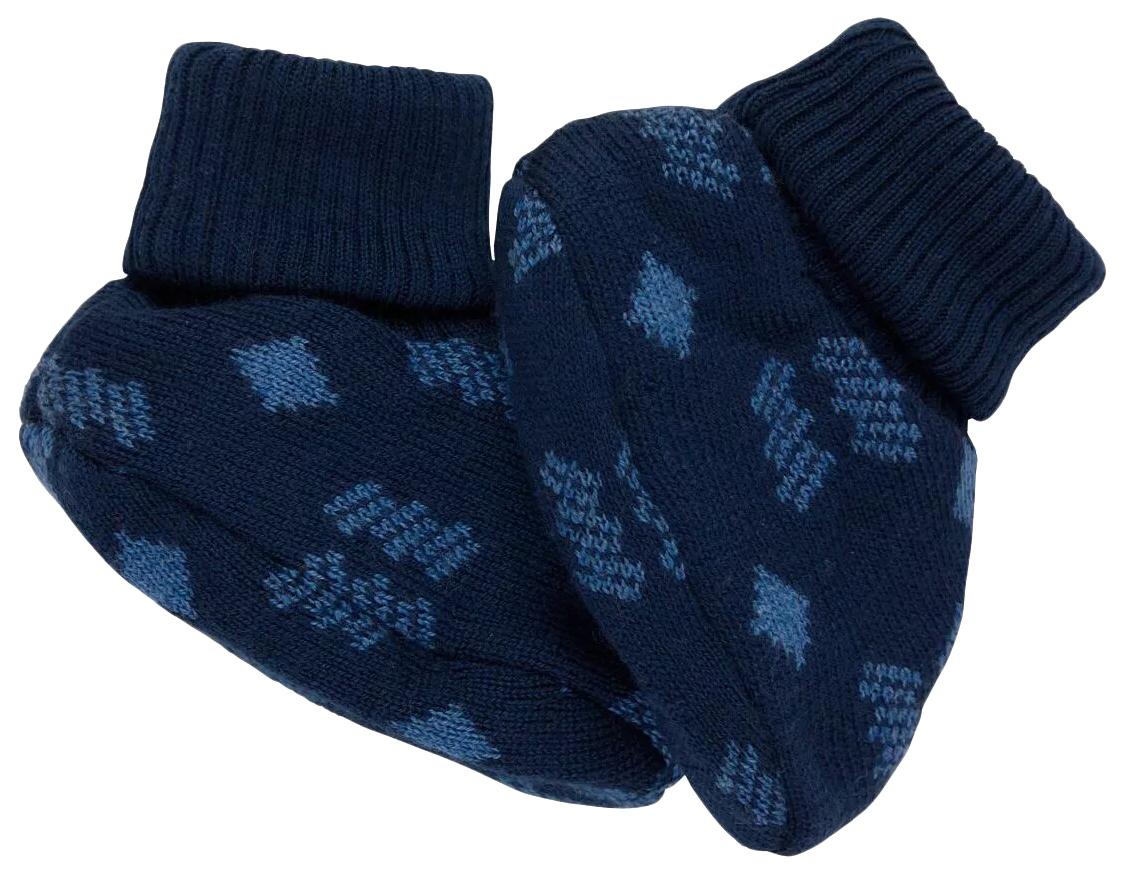 Пинетки Voksi Double Knit New Nordic Blue
