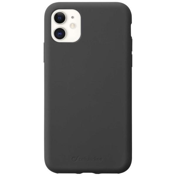 Чехол Cellular Line Sensation для Apple iPhone 11 Black