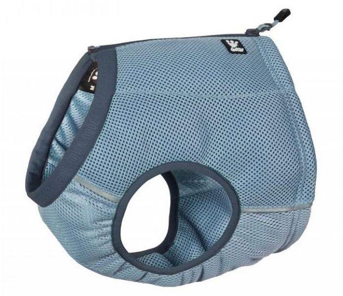 Жилет Hurtta Cooling vest охлаждающий голубой для собак (S, Голубой)