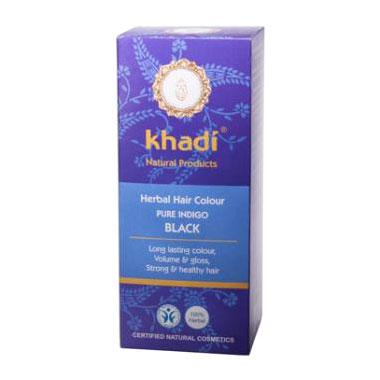 Растительная краска для волос KHADI «Индиго», 100 г
