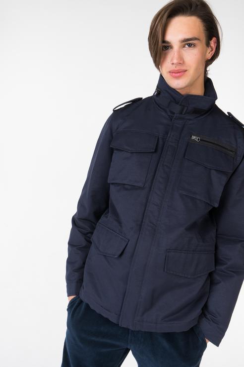 Куртка мужская Marc O'Polo 098170190/895 синий 2XL