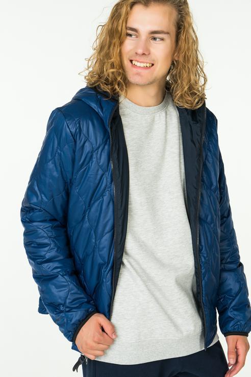 Куртка мужская Marc O'Polo 096770154/895 синий 3XL