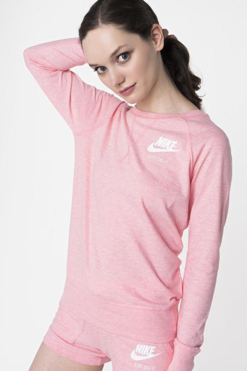 Джемпер женский Nike 883725-697 розовый 42 USA