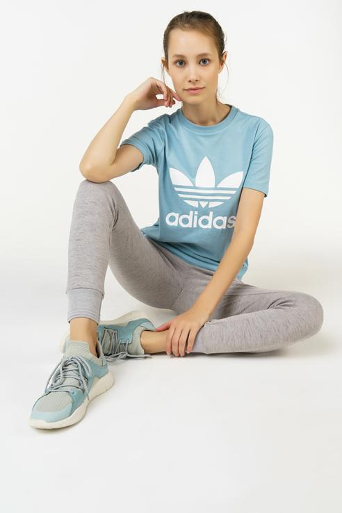 Брюки женские Adidas CZ2928 серые M
