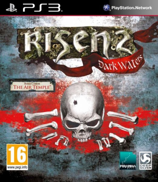 Игра Risen 2 Dark Waters для PlayStation 3 Sony