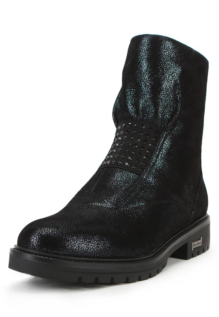 Ботинки женские Pierre Cardin 710018107 зеленые