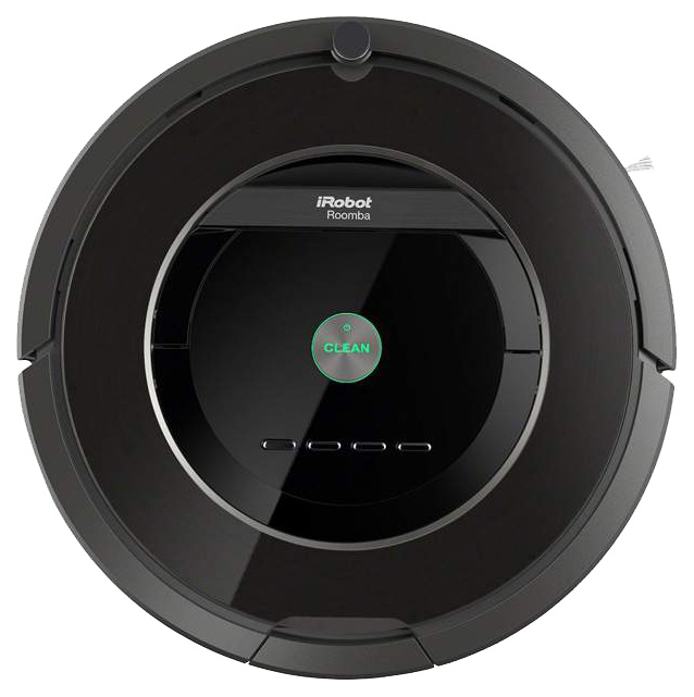 Робот пылесос iRobot Roomba 606 Black