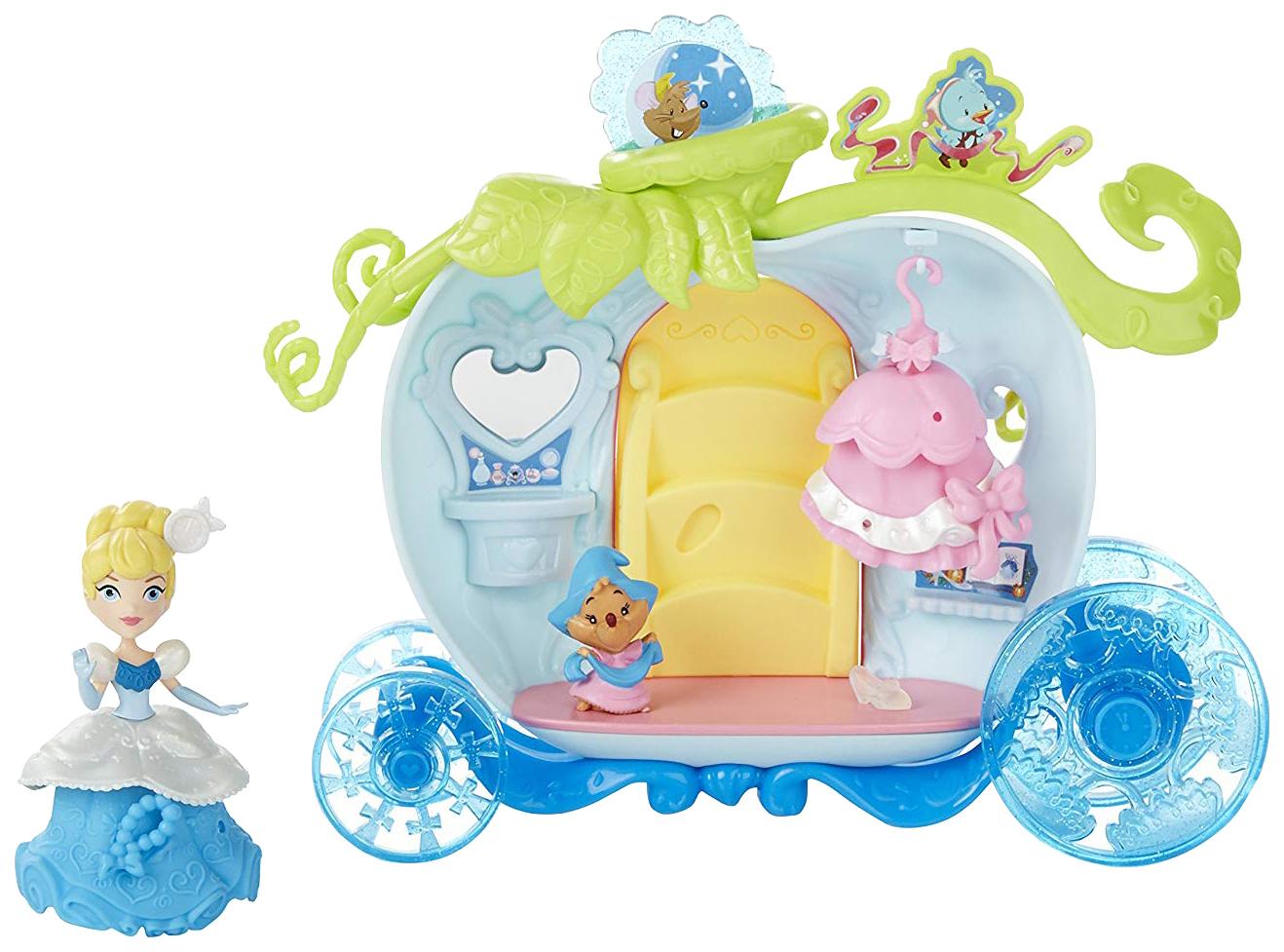 Купить Игровой набор Disney Hasbro B5344, Disney Princess,