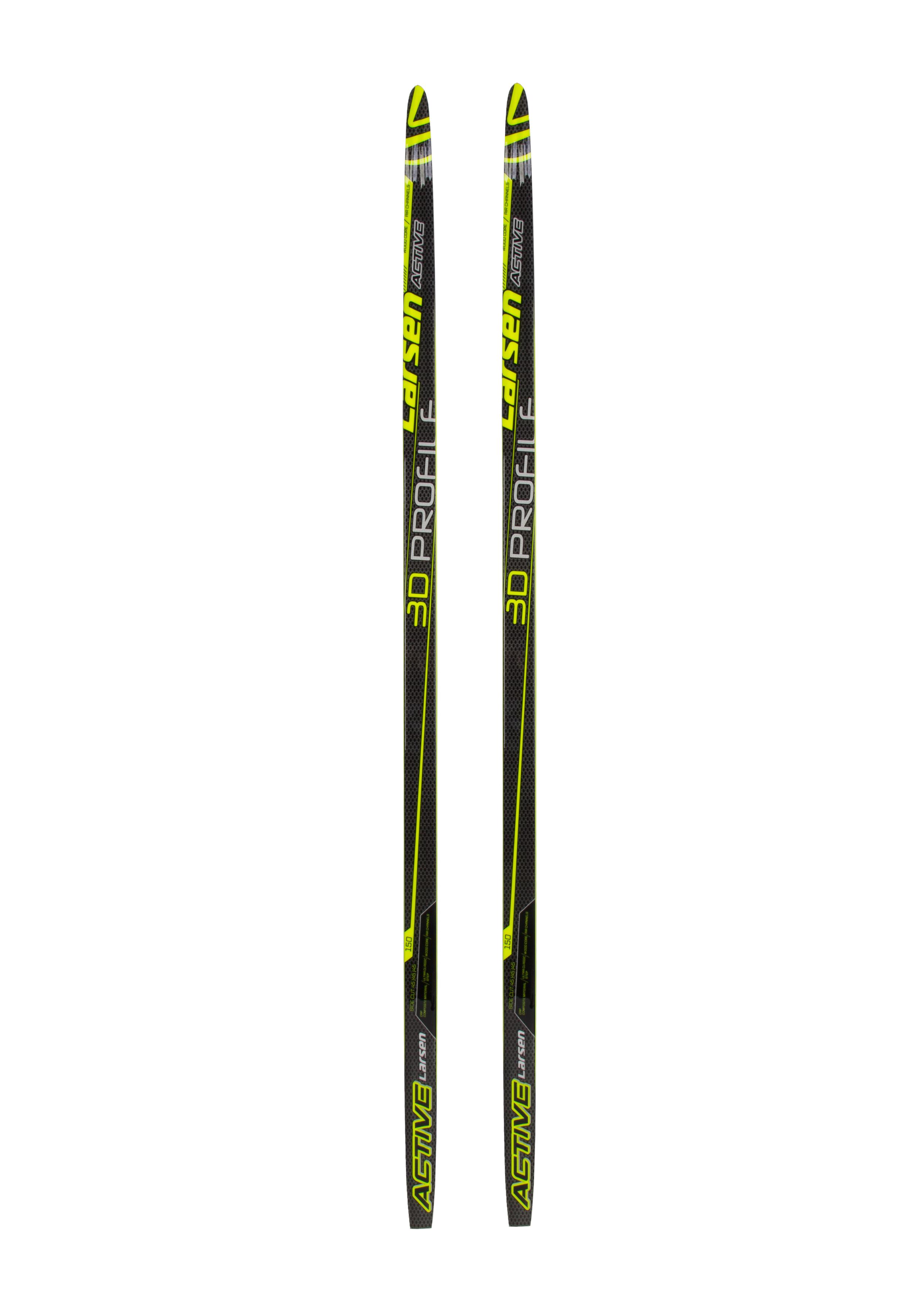 Беговые лыжи Larsen Active Step 75 мм 2016