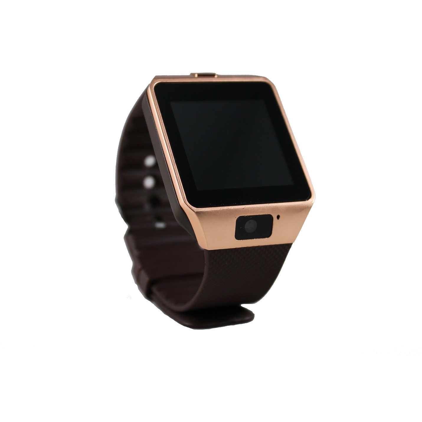 Смарт-часы Smart Watch DZ09 Gold/Brown