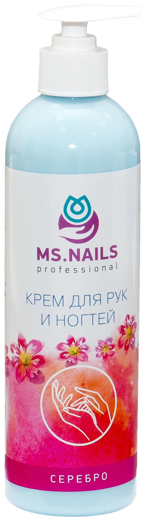 Купить Крем для рук Ms.Nails Для рук и ногтей 500 мл