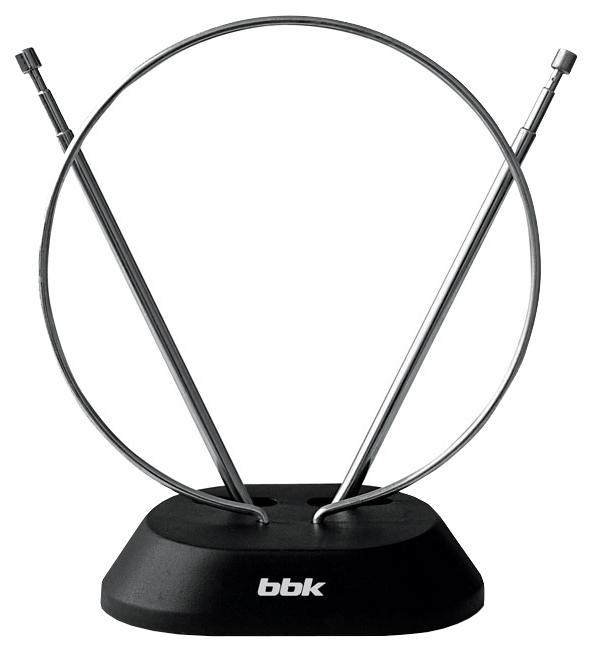 Антенна телевизионная комнатная BBK DA01/BL