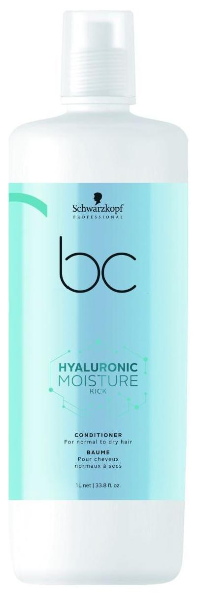 Купить Кондиционер Schwarzkopf BC Bonacure Hyaluronic Moisture Kick 1000 мл, Schwarzkopf Professional