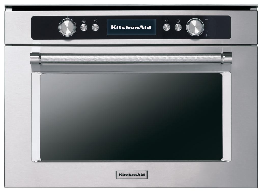 Микроволновая печь с грилем и конвекцией KitchenAid