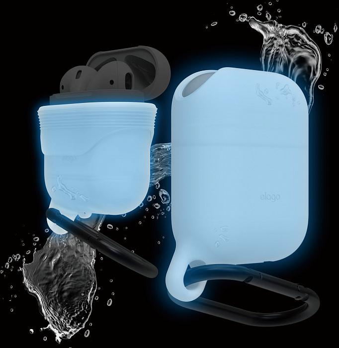 Чехол Elago Waterproof Hang Case для AirPods