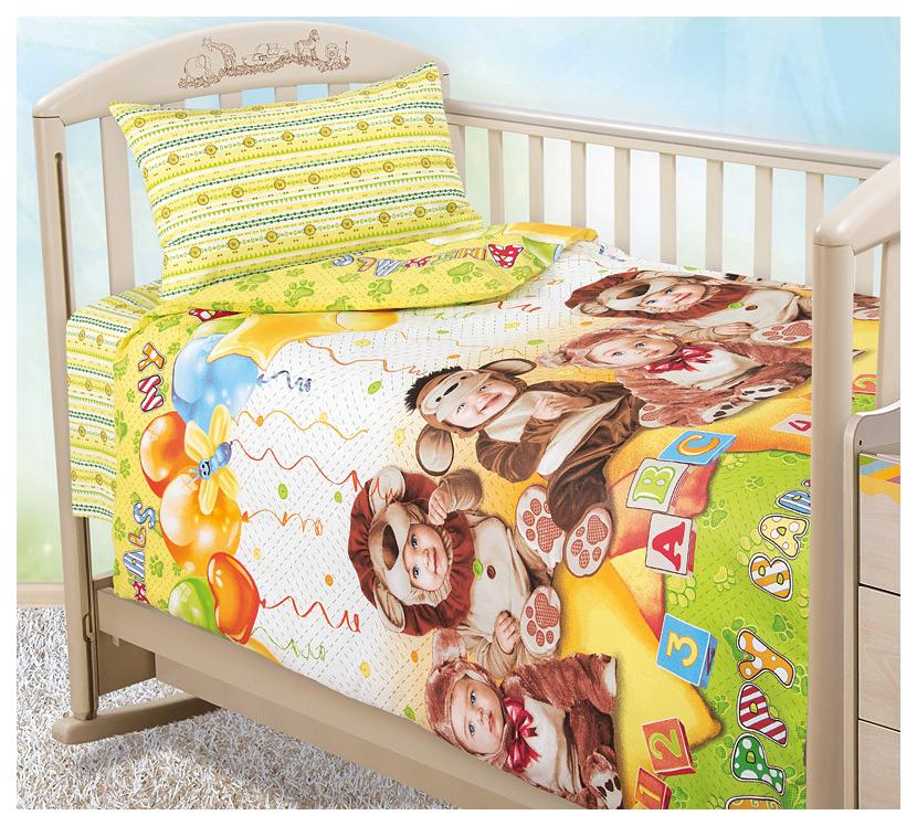 Комплект детского постельного белья Текс-Дизайн Детский праздник