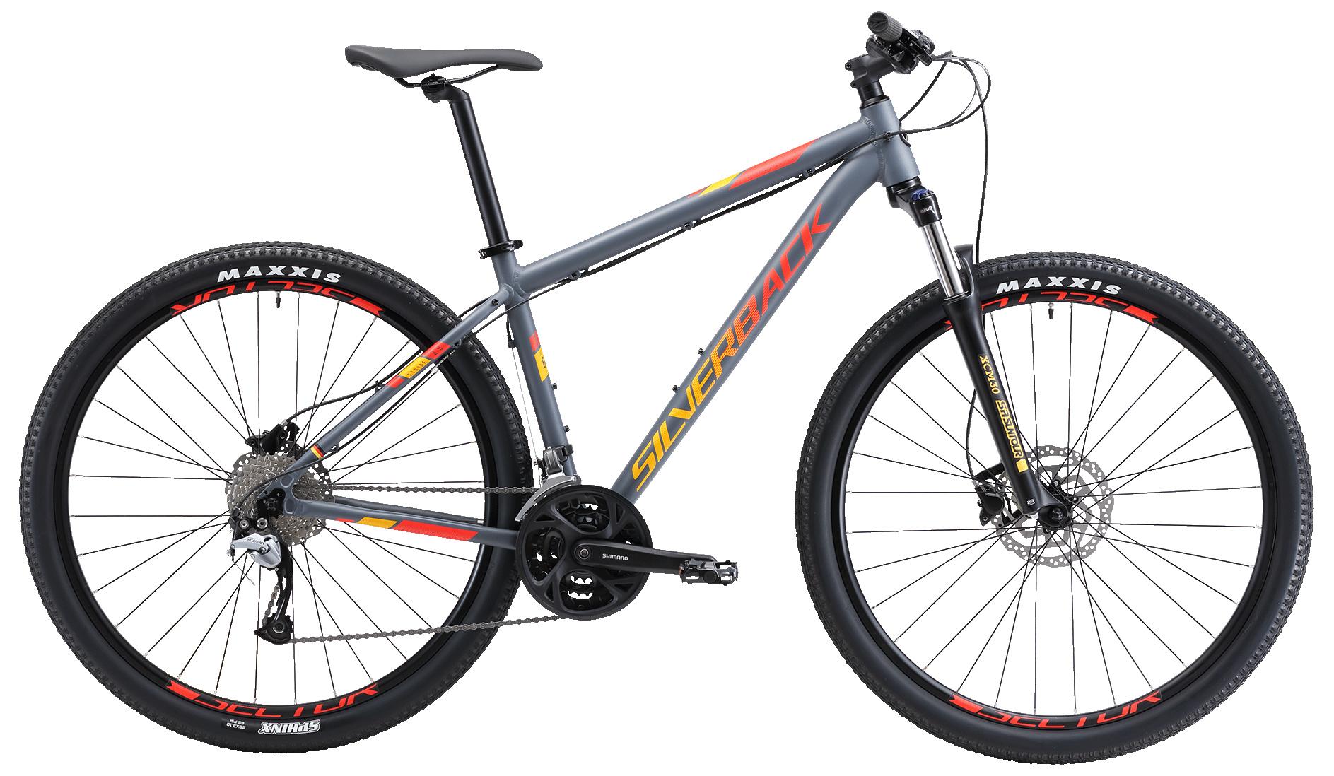 Велосипед Silverback Stride 29 Elite 2019 16\