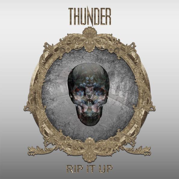 Thunder  Rip It Up (RU)(CD)