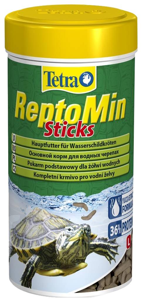 Корм для рептилий Tetra ReptoMin для водных черепах