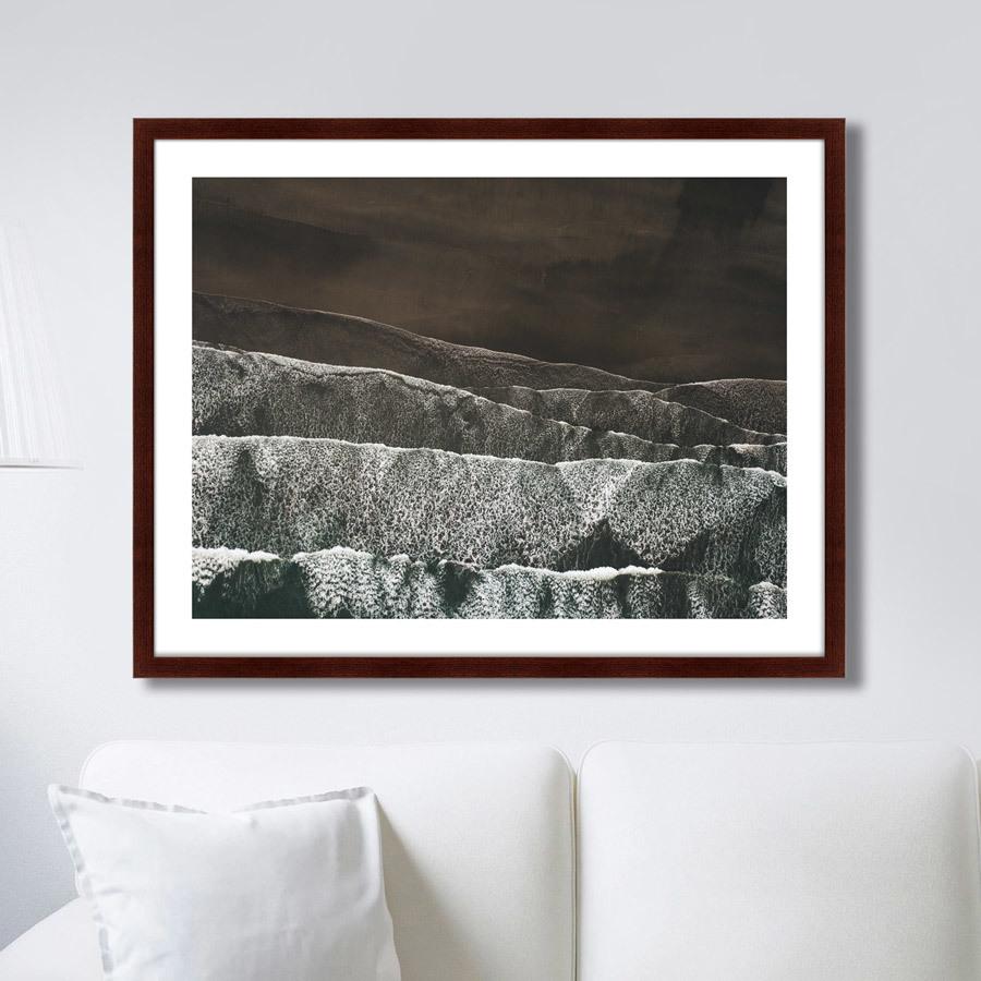 Фотография Australia coast waves, 78,5х100см, Картины в Квартиру фото