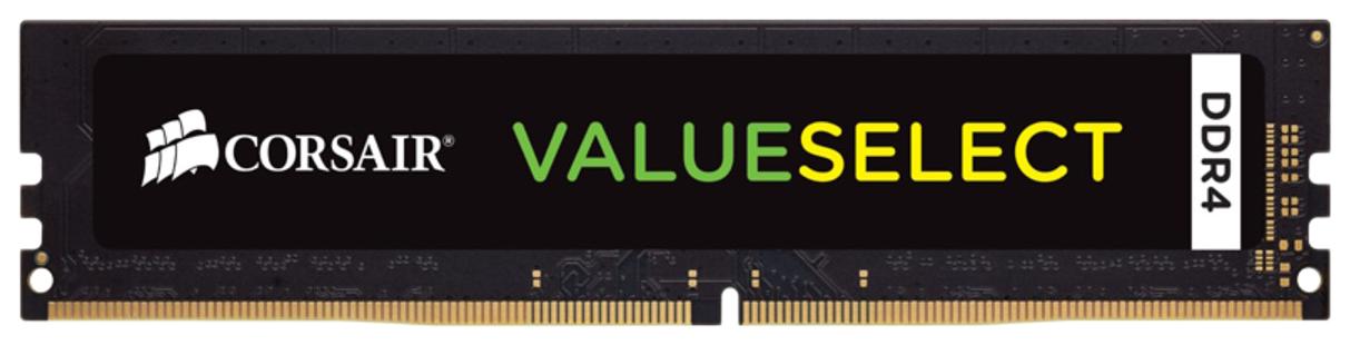 Оперативная память Corsair VALUE SELECT CMV8GX4M1A2666C18