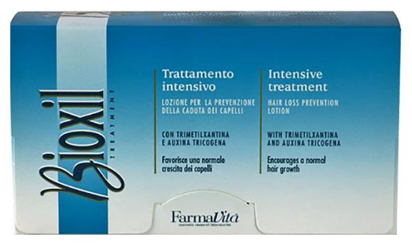 Лосьон дерматологический активный против выпадения волос FarmaVita