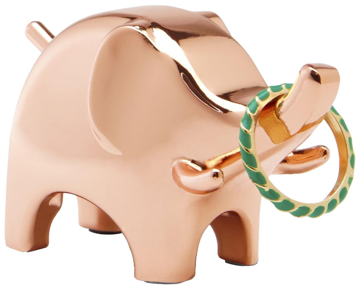 Подставка для колец Umbra Anigram Слон Медь