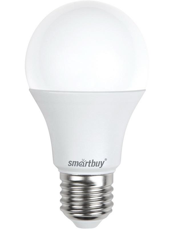 лампа светодиодная Smartbuy Лон A60 E27 15W(1500Lm) 4000 4K 119X60 Sbl-A60-15-40K-E27