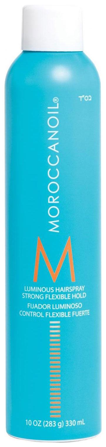 Лак для волос Moroccanoil Luminous Hairspray Medium Finish