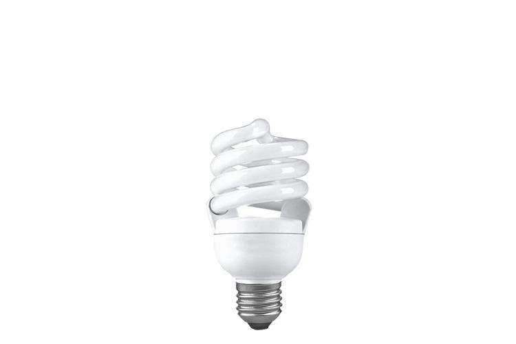 Лампа ESL 230V 20W=100W E27  (регулировка яркости)