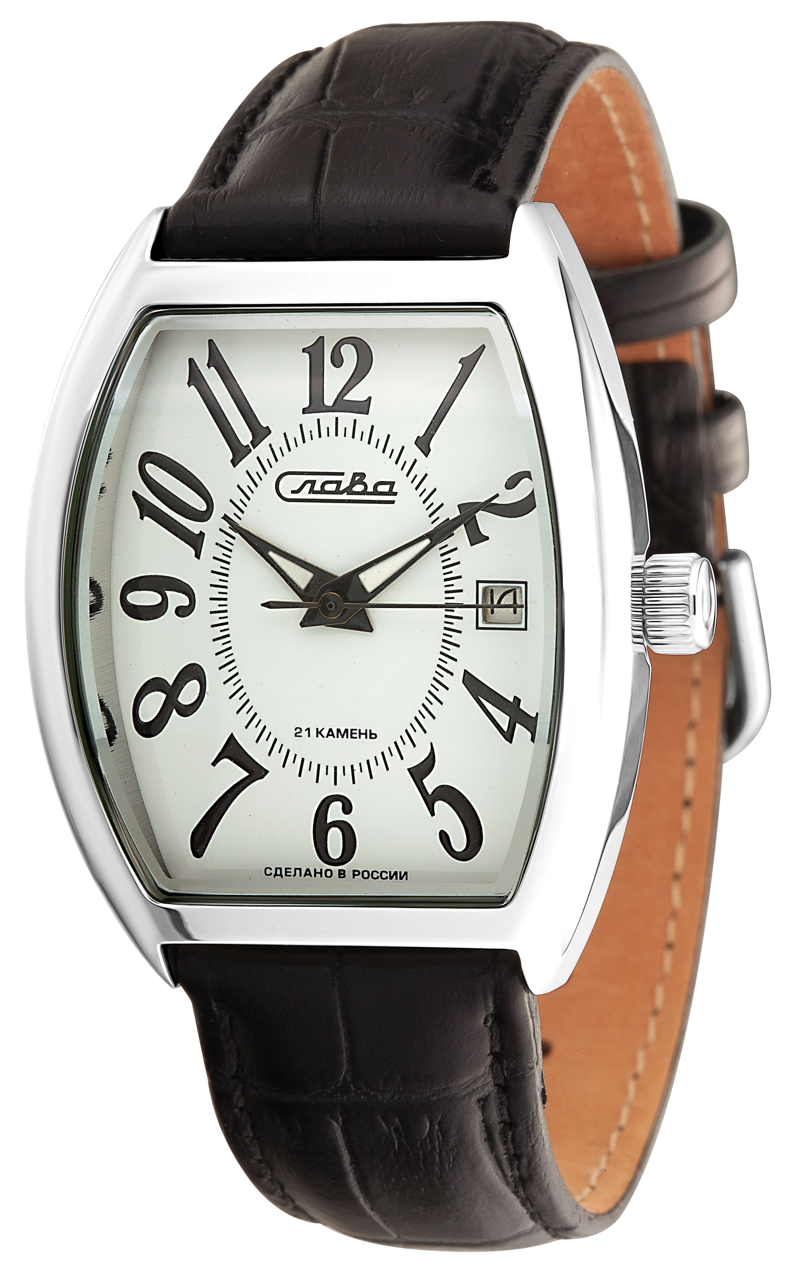 Наручные механические часы Слава Традиция 8031157/300-2414