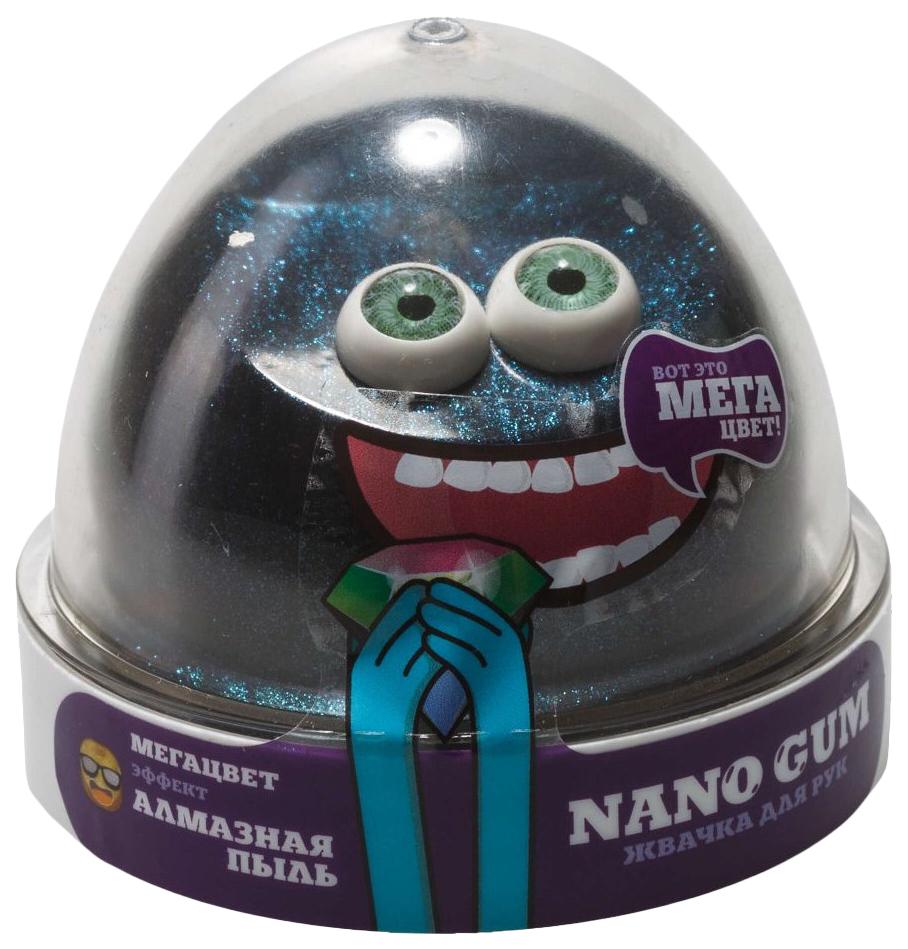 Жвачка для рук Nano gum эффект алмазной пыли, 50 гр NGCAP50 Фабрика игрушек фото