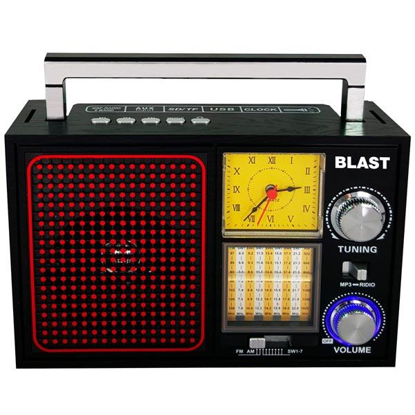 Радио Blast BPR-912 Bl