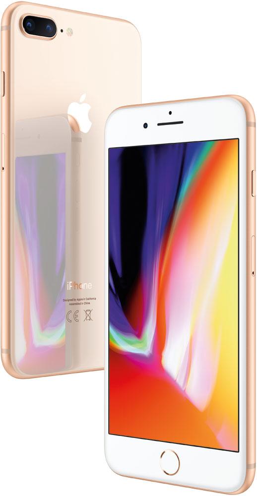 Смартфон Apple iPhone 8 Plus 128GB Gold