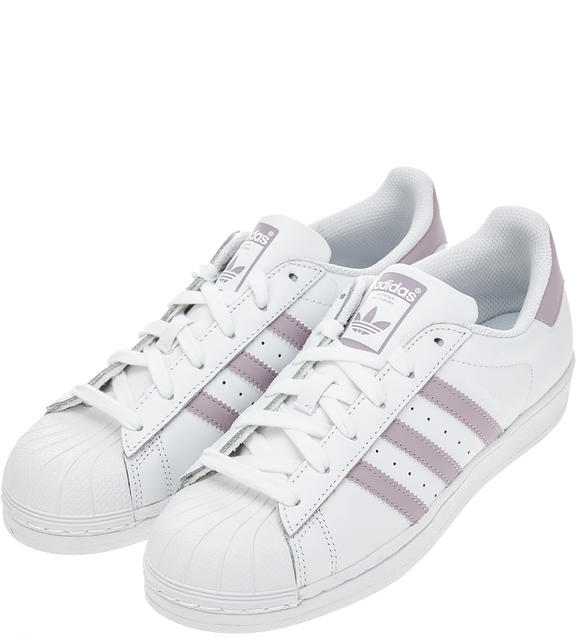 Кеды женские adidas Originals DB3347 белые 7.5 DE
