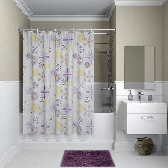 Штора для ванной комнаты IDDIS Promo P03PV11i11