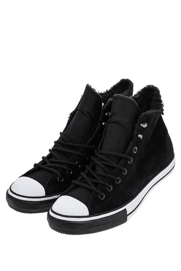 Кеды мужские Converse черные