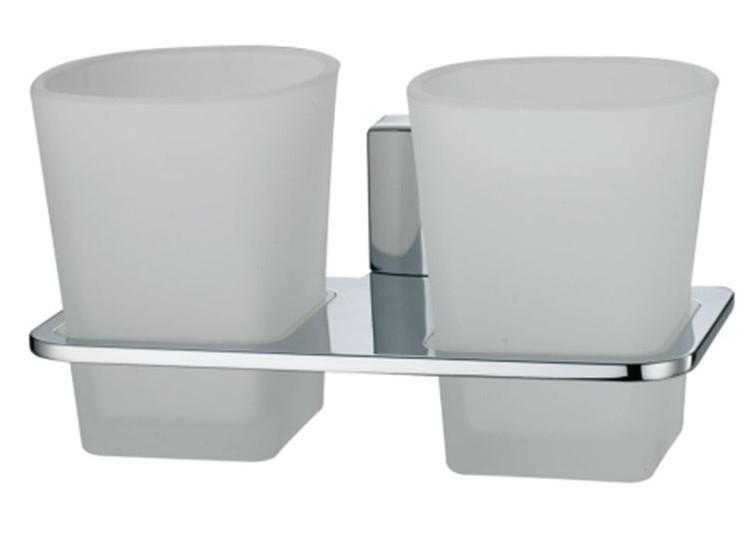 Стакан для зубных щеток WasserKRAFT К 5028D